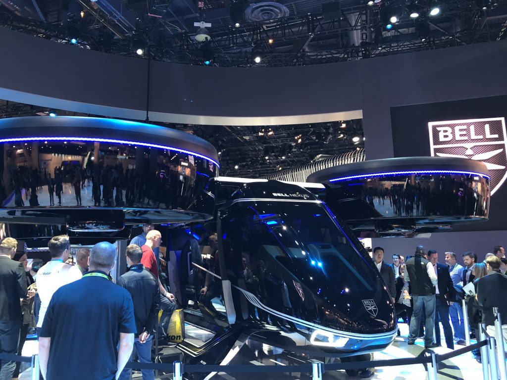 CES 2019_Autonomous Vehicle