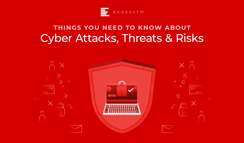 Things you need to know about Cyber Attacks, Threats & Risks