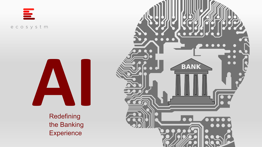 AI Redefining the Banking Experience