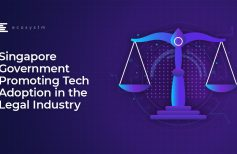 Singapore Government Promoting Tech Adoption in the Legal Industry