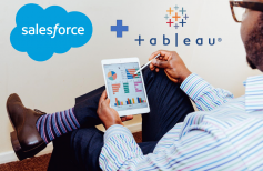 Ecosystm Snapshot: Salesforce Acquires Tableau