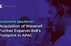 Ecosystm Snapshot: Acquisition of Wavecell Further Expands 8×8's Footprint in APAC