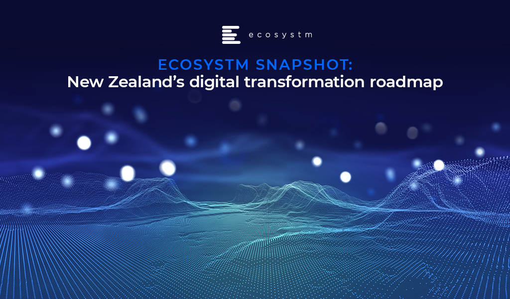 New Zealand digital transformation roadmap