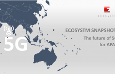 Ecosystm Snapshot: The future of 5G for APAC