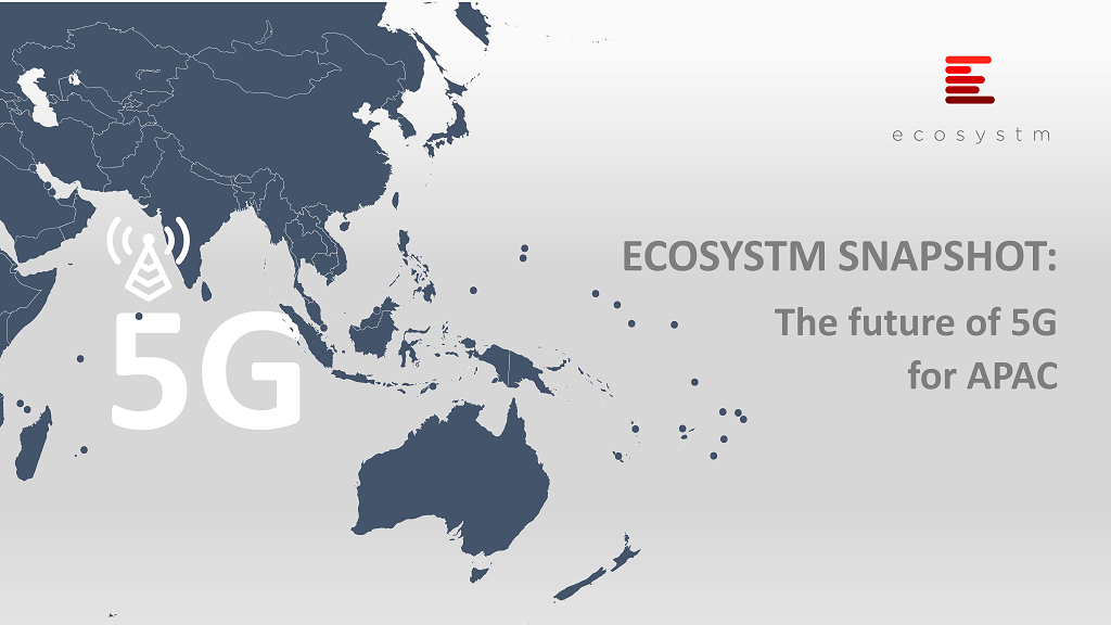 The future of 5G for APAC
