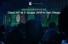VendorSphere: Cisco IoT at C-Scape 2019 in San Diego