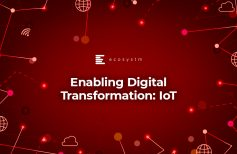 Enabling Digital Transformation: IoT
