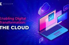 Enabling Digital Transformation: The Cloud