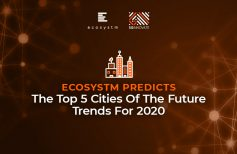 The Top 5 Cities of the Future trends for 2020