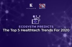 The Top 5 Healthtech trends for 2020