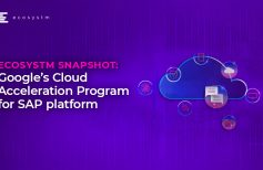 Google Cloud Acceleration Program for SAP platform