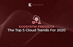 The top 5 Cloud trends for 2020