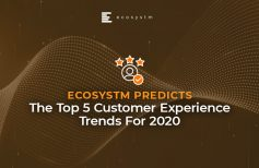 The top 5 Customer Experience trends for 2020