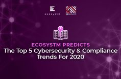 The top 5 Cybersecurity trends for 2020