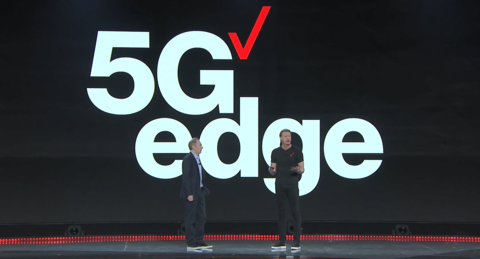 Verizon AWS 5G edge computing