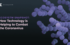How Technology is Helping to Combat the Coronavirus