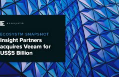 Ecosystm Snapshot: Insight Partners acquires Veeam for US$5 Billion