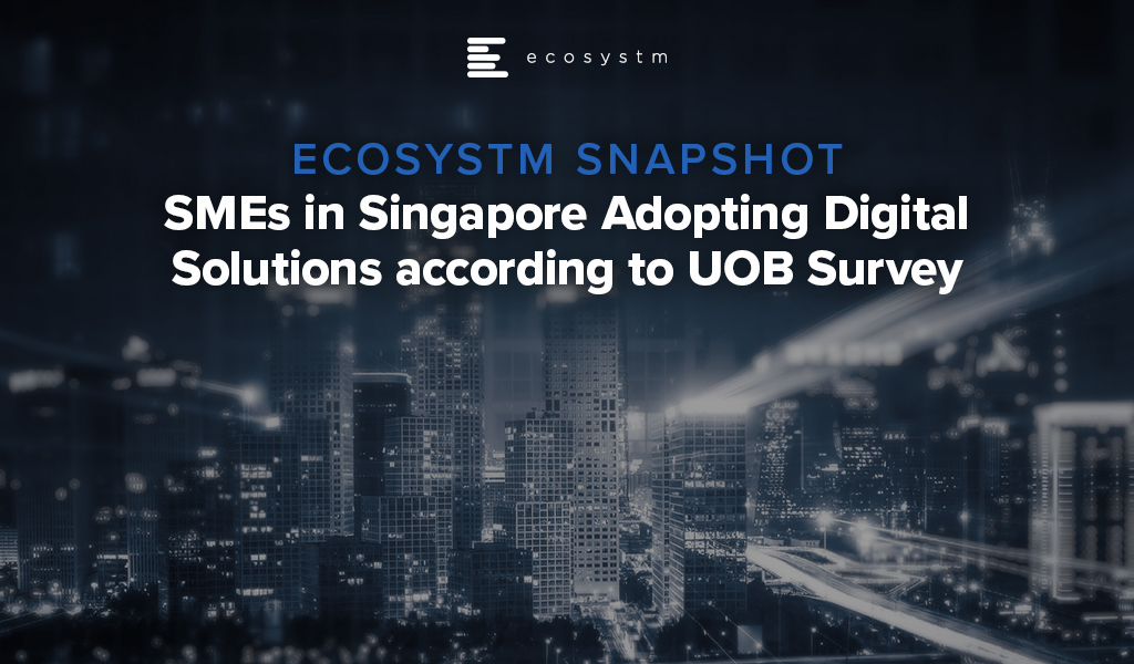 SMEs in Singapore Adopting Digital Solutions according to UOB Survey