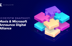 Ecosystm Snapshot: Maxis & Microsoft Announce Digital Alliance