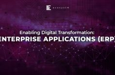 Enabling Digital Transformation: Enterprise Applications (ERP)