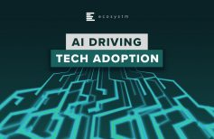 AI Driving Tech Adoption