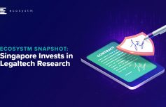 Singapore Invests in Legaltech Research