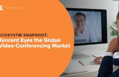 Tencent Eyes the Global Video-Conferencing Market