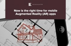 Now is the right time for mobile Augmented Reality (AR) apps