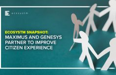 MAXIMUS and Genesys Partner to Improve Citizen Experience