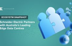 Schneider Electric Partners with Australia's Leading Edge Data Centres