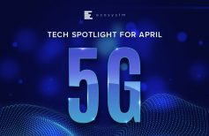 Tech Spotlight for April – 5G