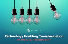 Technology Enabling Transformation in the Utilities Industry