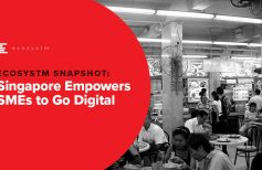 Singapore Empowers SMEs to Go Digital