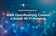WBA OpenRoaming™ Creates a Global Wi-Fi Network