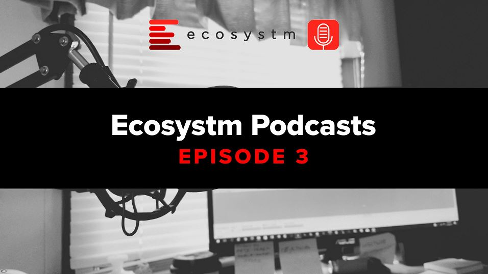 Ecosystm Podcast Episode 3 - Dr. Kaushik Ghatak, Managing DX Success – It's the people, silly!