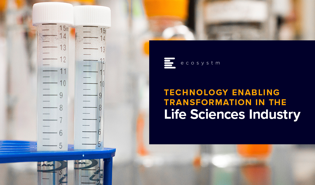 Technology Enabling Transformation in Life Sciences Industry