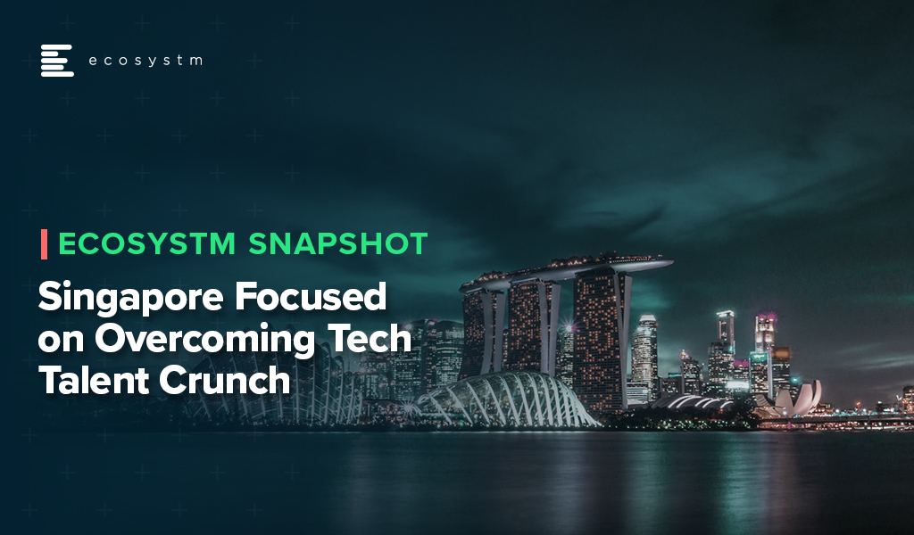 Singapore Focused on Overcoming Tech Talent Crunch