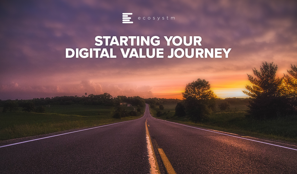 Starting Your Digital Value Journey