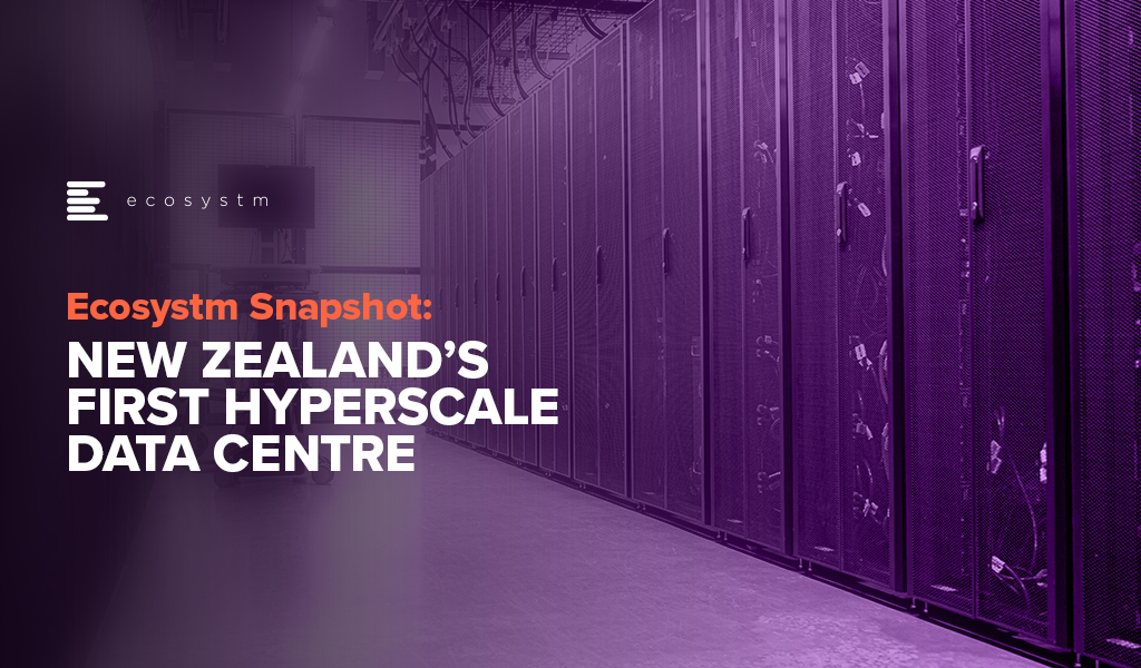 New Zealand's First Hyperscale Data Centre